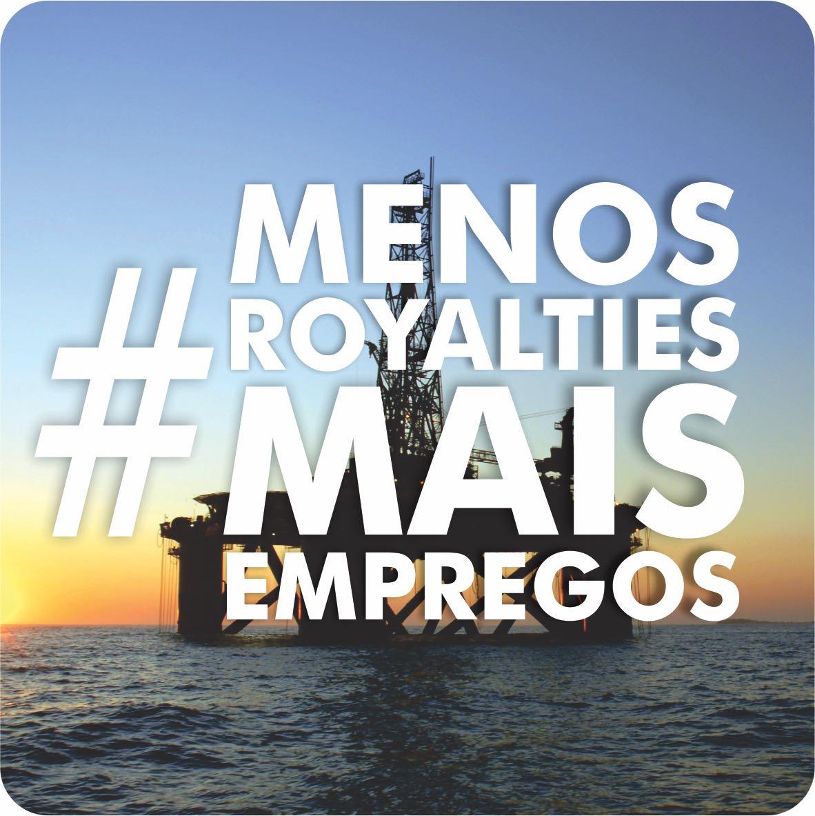 Dr Aluizio propõe redução de royalties de campos maduros a Petrobras