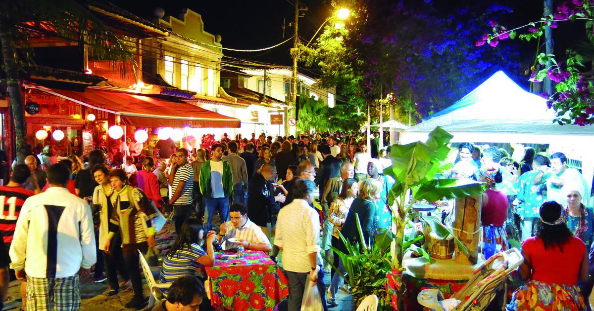 Festival gastronômico de Búzios começa nesta sexta