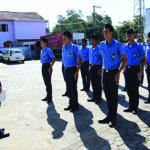 Guarda Mirim realiza ação de conscientização no trânsito em Carapebus
