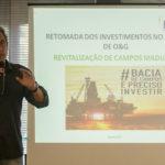 Especial 40 anos Bacia de Campos: Dr. Aluízio lança dois movimentos em prol da retomada da Bacia de Campos, no ano em que área de exploração completa 40 anos