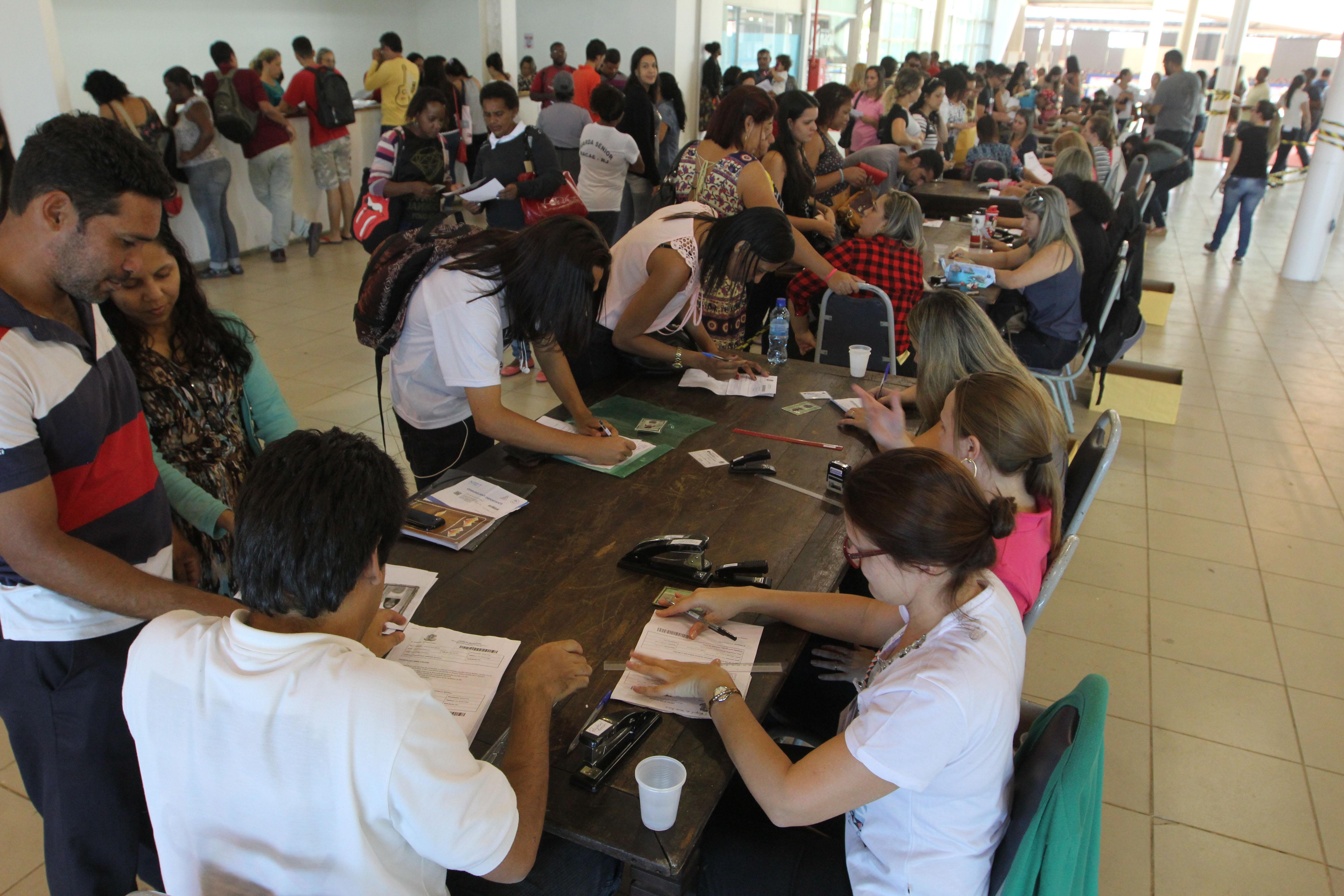Candidatos ao Processo Seletivo da Prefeitura de Macaé podem confirmar inscrição nesta sexta (15)
