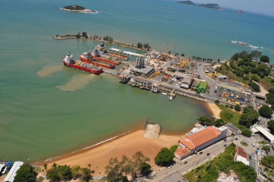 Petrobras reafirma que o Porto de Imbetiba em Macaé é fundamental para a indústria do petróleo