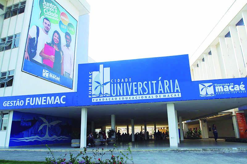 Inscrições do vestibular FeMASS, em Macaé, terminam nesta quarta-feira (11)