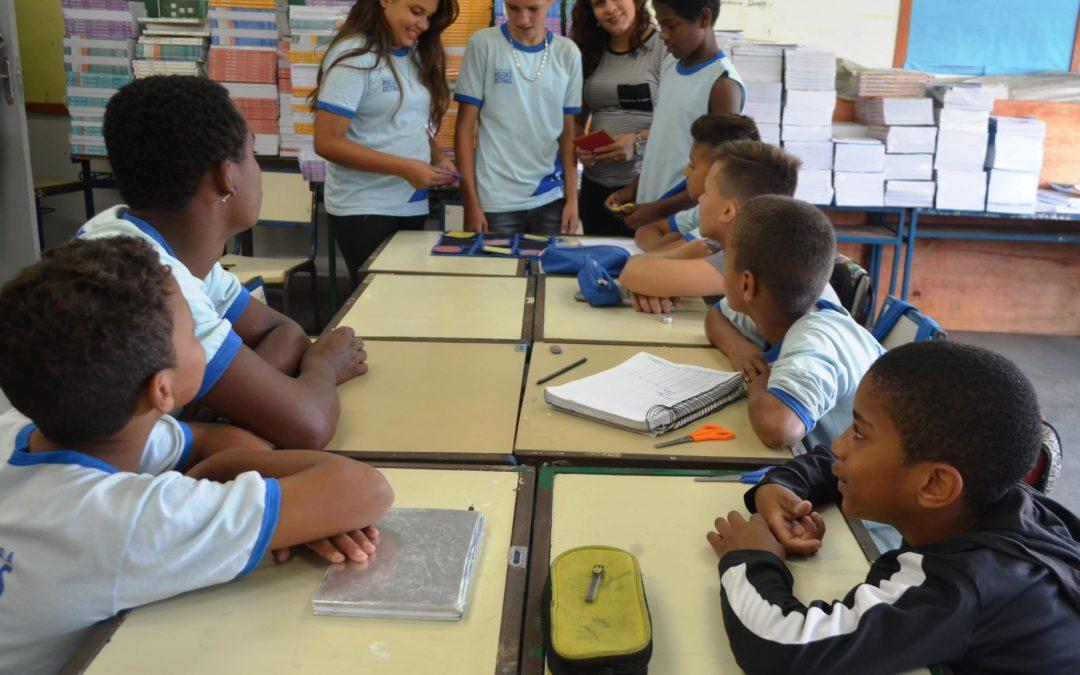 Rio das Ostras cria projeto para garantir alfabetização com aulas de reforço