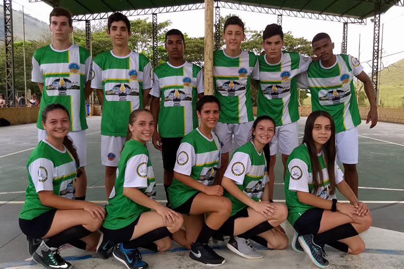 Equipe do Sana conquista o título Campeonato Estadual de Corfebol, disputado no fim de semana