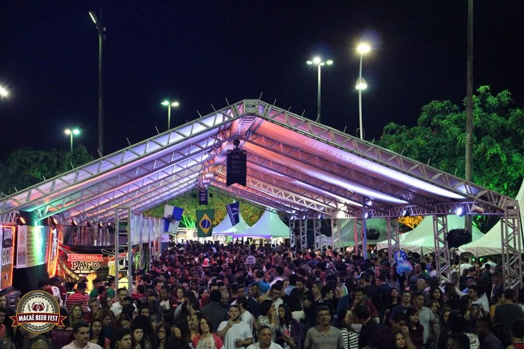 2º Macaé Beer Fest é lançado com vagas esgotadas para cervejarias