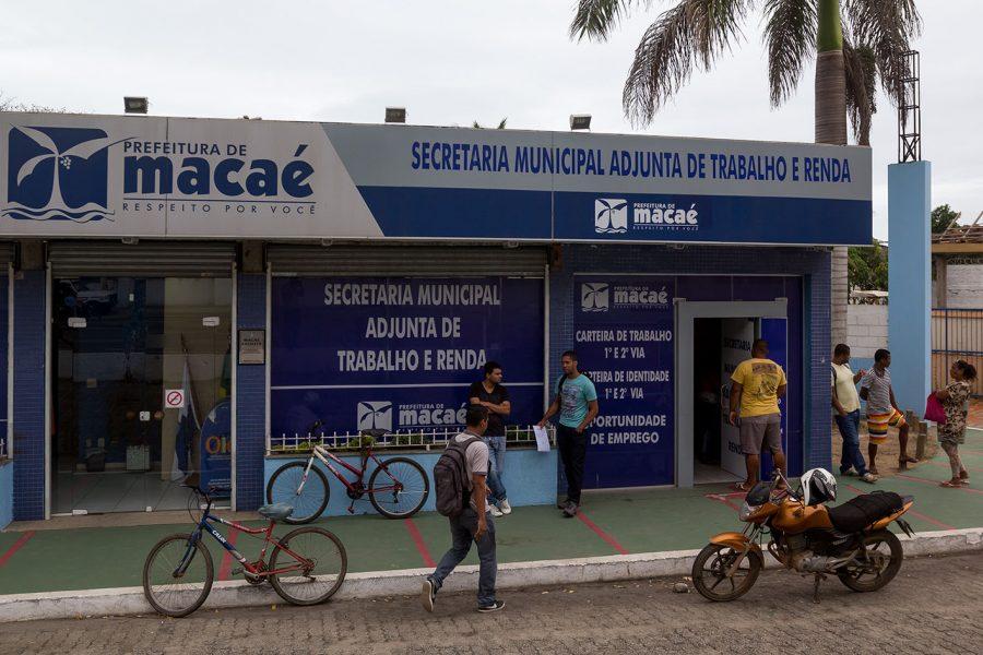 Em Macaé, semana começa com 294 vagas de emprego