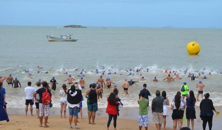 Rio das Ostras reunirá atletas em Travessia e biathlon neste fim de semana