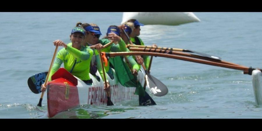 Equipe de Canoa Havaiana de Cabo Frio participa de Sulamericano no Peru