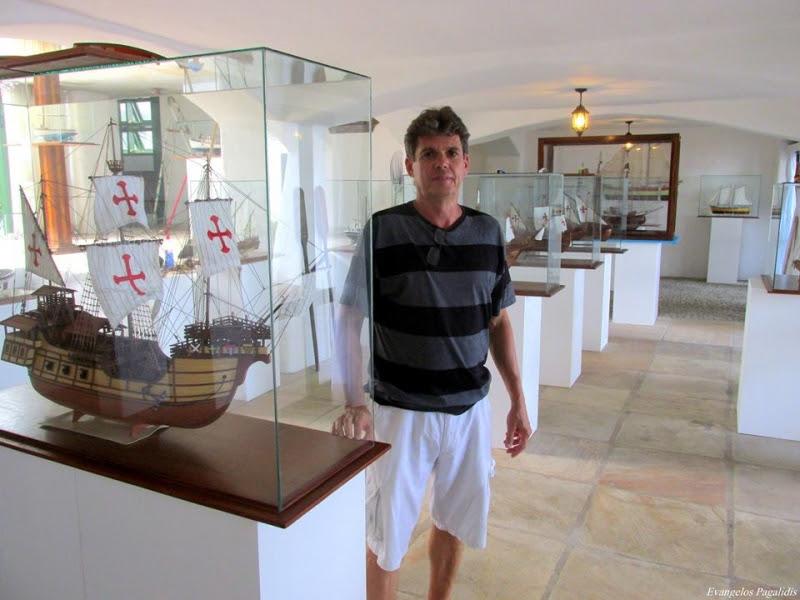Em Cabo Frio, exposição de Miniaturas Navais inaugura novo espaço cultural na cidade