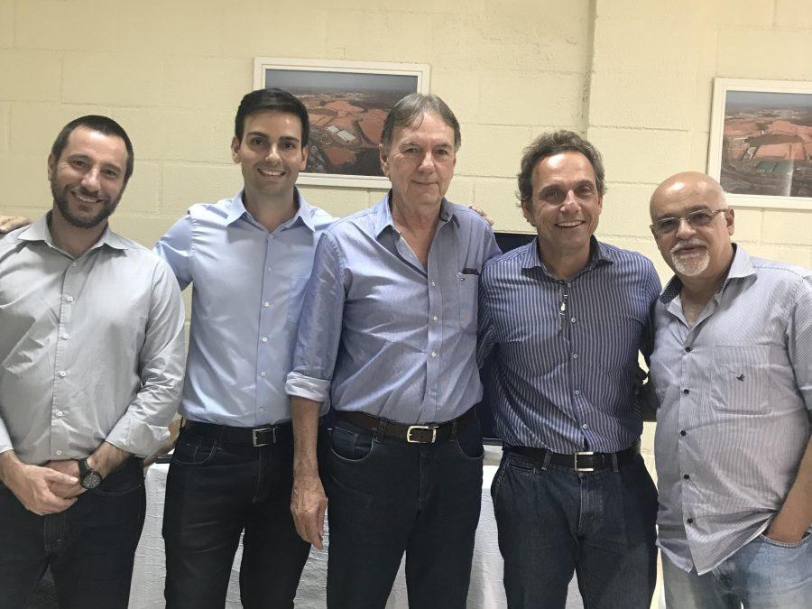 Parque industrial BellaVista reúne empresários em Macaé