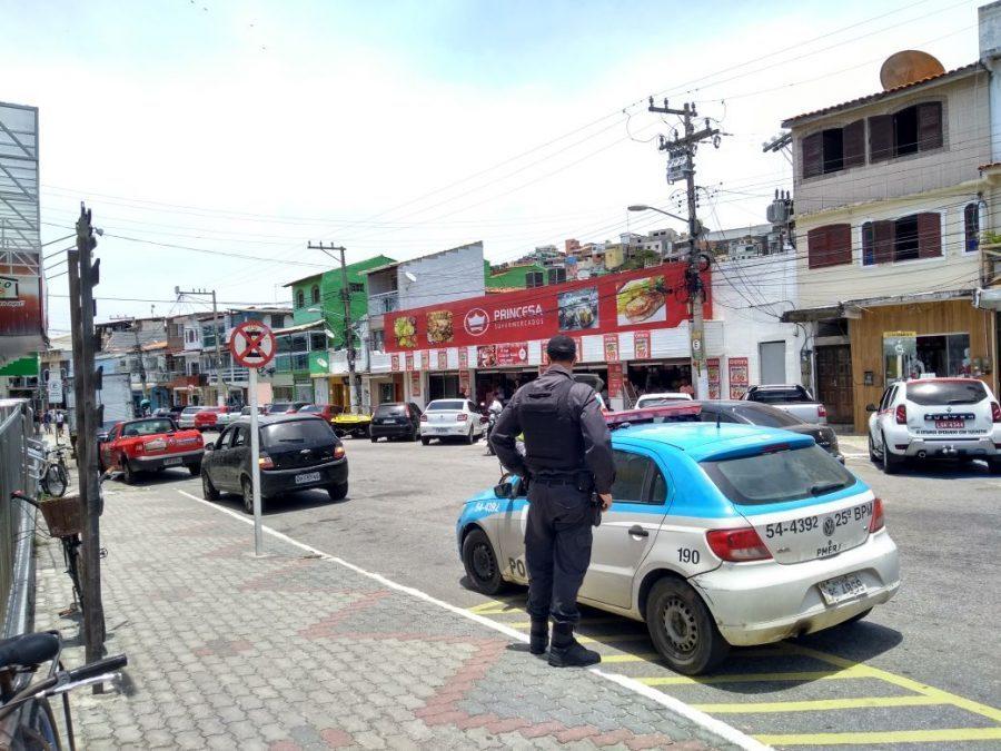 Região dos Lagos ganha reforços no policiamento durante as festas de fim de ano