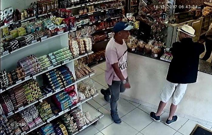Ladrões armados assaltam padaria em Cabo Frio