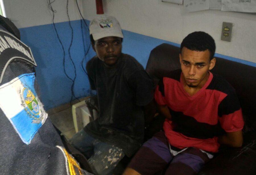 PM, Polícia Civil e Guarda Municipal cumprem mandados de prisão em Carapebus