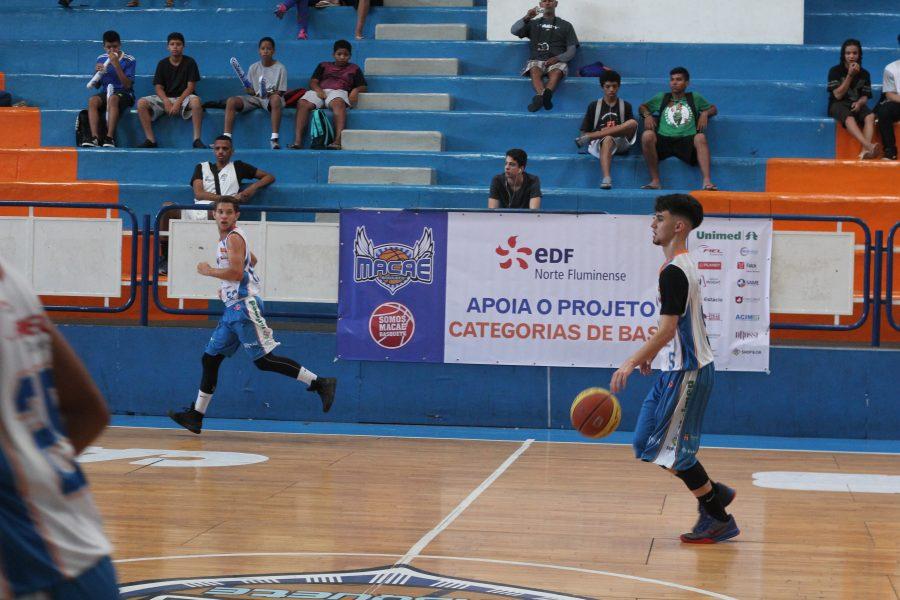 Ginásio do Juquinha recebeu as finais do Torneio Regional de Basquete no último final de semana