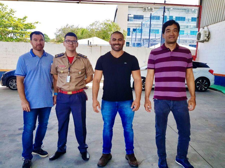 Empresários de Macaé se unem e colaboram com alimentação dos participantes do Projeto Botinho