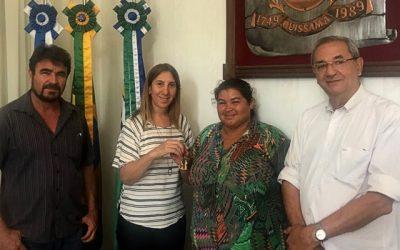 Prefeitura de Quissamã cede novo quiosque para comerciante da praia de João Francisco