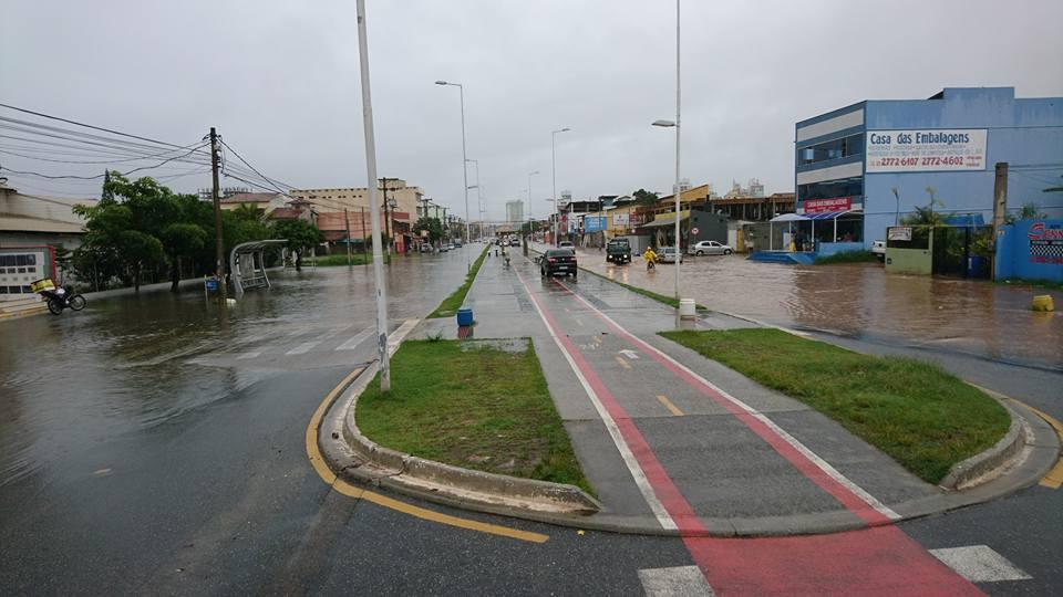 Chuvas: Mobilidade Urbana indica rotas alternativas em Macaé