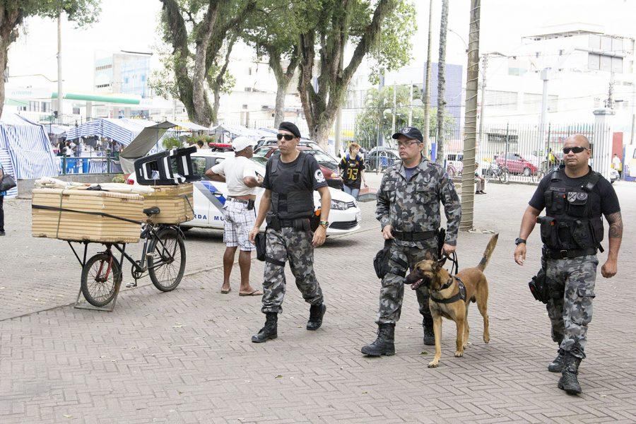 Guarda Municipal prossegue com ações de segurança em Macaé