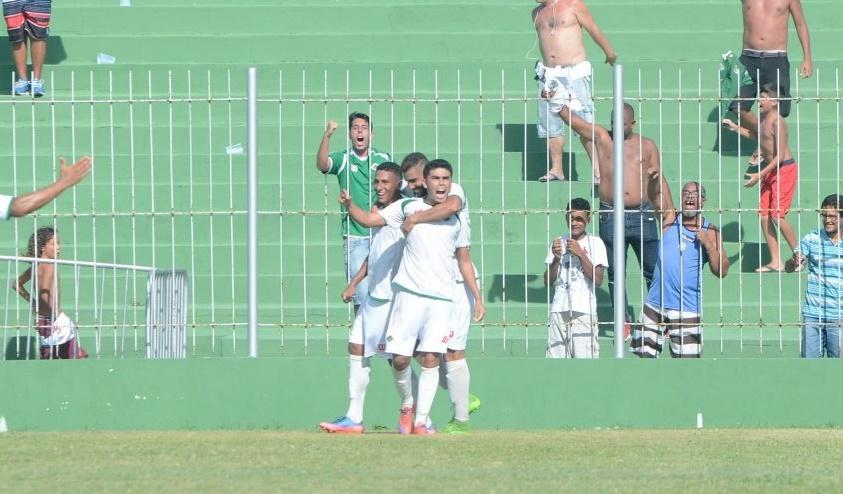 Cabofriense fica em situação extremamente confortável na briga pela classificação no Carioca