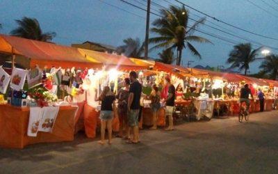 No Distrito de Tamoios, em Cabo Frio, Feira de Artesanato está em novo endereço