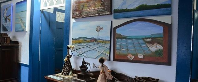 Em São Pedro da Aldeia, Casa dos Azulejos realiza encontro das artes