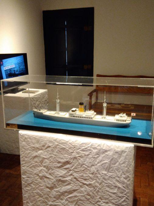 Em Rio das Ostras, Casa de Cultura abre exposição de peças do acervo