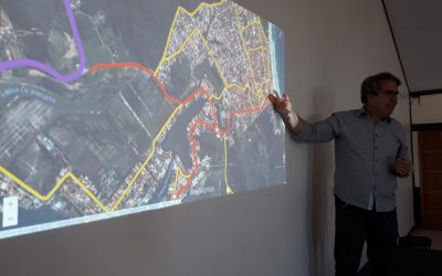 Reunião para elaboração do Participativo de Mobilidade Urbana de Cabo Frio acontece no Peró