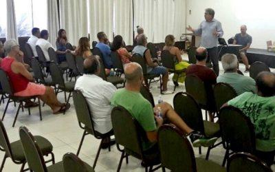 Terceira reunião para construção do Plano de Mobilidade Urbana de Cabo Frio acontece em São Cristóvão