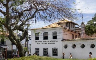 Em Cabo Frio, Biblioteca Municipal Professor Walter Nogueira inicia programação de 2018