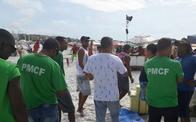 Fiscalização será intensificada para coibir uso de materiais inflamáveis por ambulantes de Cabo Frio